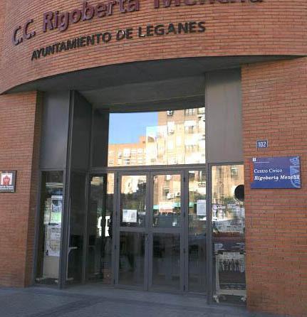 Centro Cívico Rigoberta Menchú