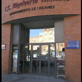 Centro Cívico Rigoberta Menchú Leganés